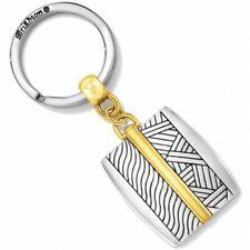 Fob Chain Ring Msrp $28 Nwt Brighton Acoma Gold Silver Key