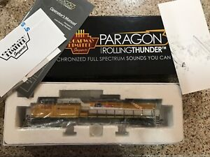 Broadway Limited Paragon 3 Union Pacific AC6000 #6889