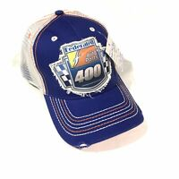 2016 Federated Auto Parts 400 HAT CAP Richmond NASCAR Racing 09-10-2016 Trucker