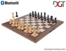 DGT BLUETOOTH Walnut eBoard with EBONY pieces - Electronic chess