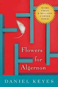 Flowers for Algernon - Paperback By Keyes, Daniel - GOOD