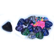 18 x GUITAR PICKS & FREE PLECTRUM HOLDER acoustic bass electric pick mix gauges