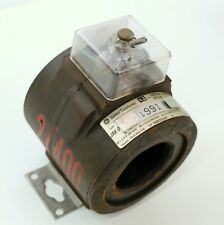 General Electric Ratio 2005 Amp 4005 Type Jak 0 Current Transformer