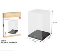 Bausteine Anzeigefeld Show Box Case Spielzeug Geschenk Modell Sammeln kein Figur