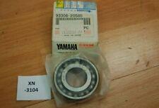 Yamaha TW200 93306-20580-00  93306-20580 BEARING Genuine NEU NOS xn3104