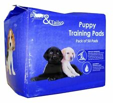 Dog Puppy Training Wee Pads Floor Toilet Mats | 60 x 90cm or 60 x 45cm