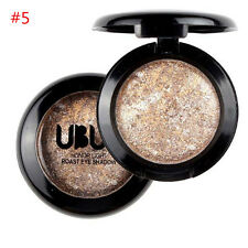 Metallic Shimmer Powder Palette Single Baked Eye Shadow Eyeshadow Palette #3