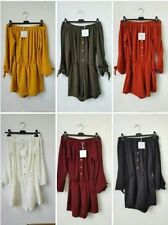 Unbranded Women's One Shoulder Polyester Jumpsuits & Playsuits