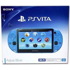 Sony Playstation PS Vita Wi-Fi Aqua Blue PCH-2000ZA23  PCH-2006 #PS0015 L012