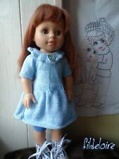 vêtement compatible poupée Soy tu 42 cm