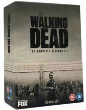 The Walking Dead The Complete Seasons 1-7 DVD Box Set Series 1 2 3 4 5 6 7 NEW