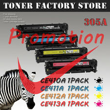 4PK 305A BK/C/Y/M CE410A CE411A CE412A CE413A Toner For HP LaserJet Pro M375nw
