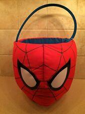 Spiderman Jumbo Plush Basket