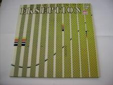 EKSEPTION - BEGGAR JULIA'S TIME TRIP - LP VINYL EXCELLENT CONDITION 1978 GERMANY