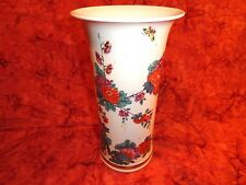 LENOX SAXONY VASE~REPRODUCTION OF A MEISSEN VASE~CA 1725~IN THE SMITHSONIAN INST