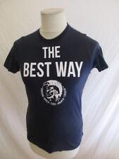 T-shirt Diesel Noir Taille 14 ans à - 51%