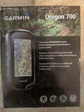 Garmin Oregon 700 Handheld Geocaching GPS 010-01672-00