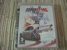PLAYSTATION 3 PS3 SUPERSTARS V8 RACING PAL ESPAÑA NUEVO PRECINTADO
