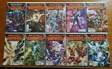 Secret Wars Complete Set 0 1-9, Too Jonathan Hickman Marvel Comics Lot Spiderman