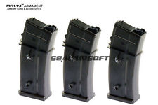 ARMY 30 Rds For ARMY R36 / WE G39 GBB Spare Airsoft Toy Magazine 3PCS