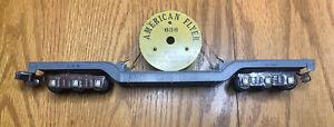 Vintage American Flyer #636 Cable Reel Car