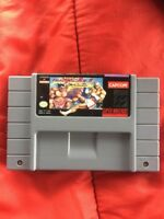Street Fighter II 2 Turbo SNES Super Nintendo Cartridge Tested