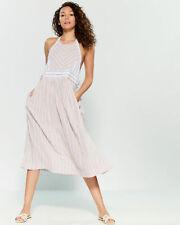 NWT $128 Free People Color Theory Midi Dress XL
