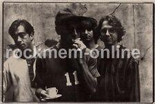 R.E.M. Fanclub Postcard Athens, GA