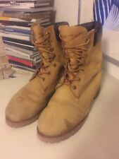 TIMBERLAND Boots Made In USA Anni 80 N.44