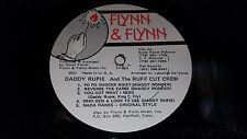 DADDY RUPIE & THE RUFF CUT CREW Reggae LP Flynn & Flynn 003 SHAGGY WONDER