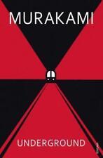 Underground von Haruki Murakami (2002, Taschenbuch)