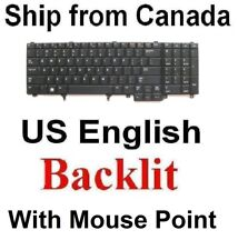 Keyboard for Dell Precision M4600 M4700 M6600 M6700 - US English Backlit