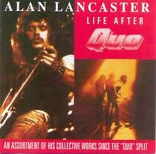 ALAN LANCASTER  STATUS QUO  Life after Quo   Rare CD