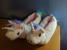 Unicorn Slippers Size 1/2