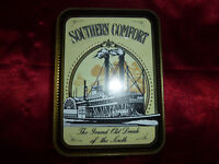 Vintage Southern Comfort Hudson Scott & Sons Advertising Tin / Storage container