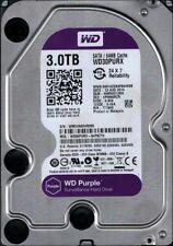 Western Digital WD30PURX-64P6ZY0 3TB DCM: HHRNNTJMH