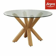 round glass dining table sets for sale ebay rh ebay co uk