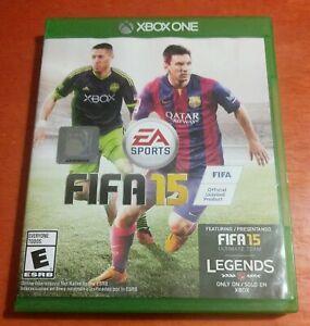 FIFA 15 Microsoft Xbox One EA Sports Electronic Arts Everyone Soccer Futbol