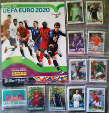 Panini Road to Euro 2020 Balkan version complete stickers Set And Empty Album