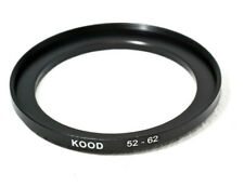 Stepping Ring 52-62mm 52mm to 62mm Step Up ring stepping Rings 52mm-62mm