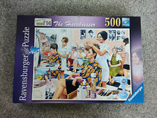 Happy Days At Work 14 The Hairdresser 500 Pieces Jigsaw Puzzle Ravensburger