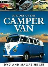 THE HISTORY OF THE CAMPER VAN DVD AND MAGAZINE SET
