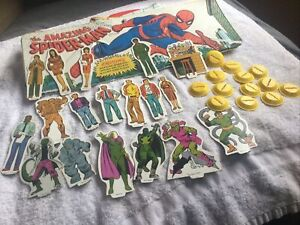Spiderman Ideal Playset 1973