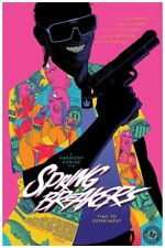 Spring Breakers Cameron Stewart Mondo Con Poster Screen Print Limited Edition