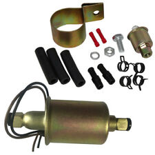UNIVERSAL NEW ELECTRIC FUEL PUMP GAS DIESEL MARINE CARBURETED E8016S