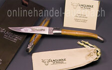 Laguiole en Aubrac  L0212ROI/FSB1  Rosenholz 12 cm  Taschenmesser  Messer