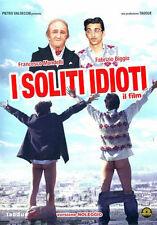 Dvd I SOLITI IDIOTI 3 Dvd .....NUOVO