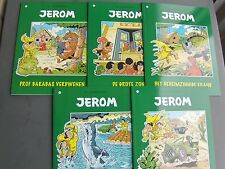 Jerom  delen 36-40  Uitgave Adhemar 2014