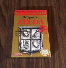 The Legend of Zelda (Nintendo, NES) Brand New - Factory Sealed - Classic Series