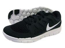 NIKE Free 5.0 PS Shoes NIB youth 2Y / EUR 33.5   Black White  Boys Girls Unisex